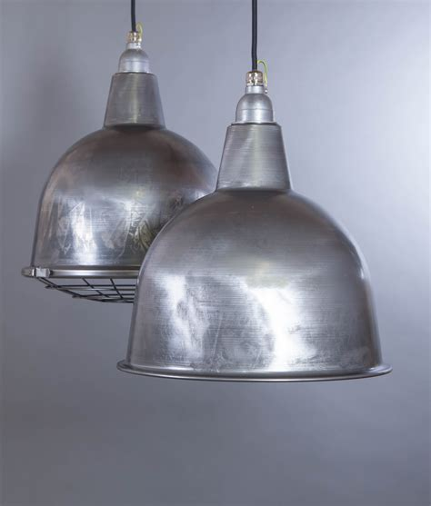 Steel Pendant Lights Steel Pendant Light Stourton Industrial Style Ceiling Light