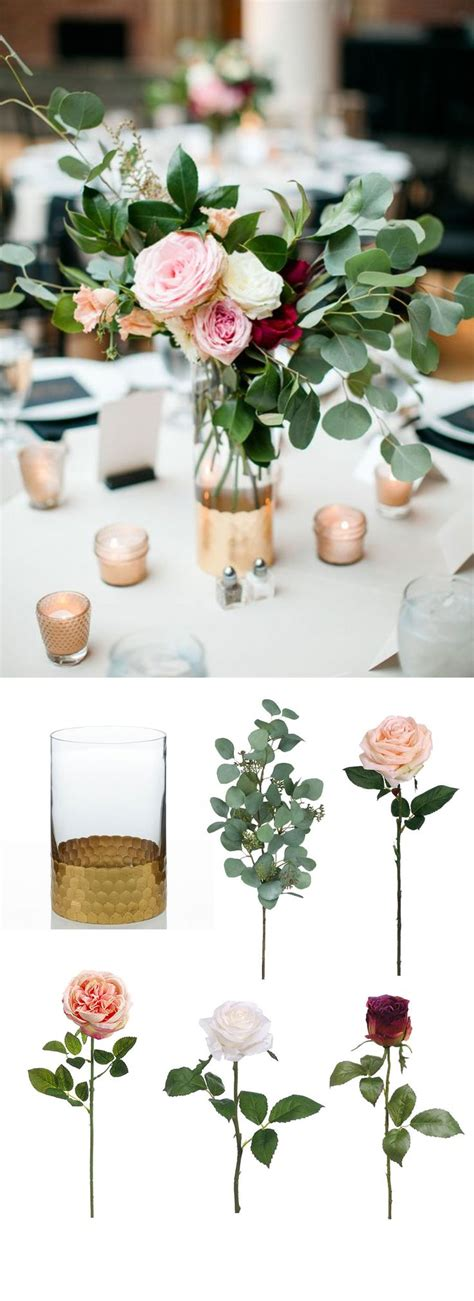small table centerpiece ideas 25 best ideas about simple wedding centerpieces on