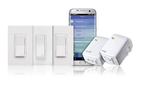 smart technology products control your lights with your voice with leviton s new