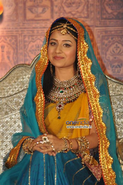 zee tv serial image photos launch of zee tv s new serial jodha akbar