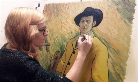 loving vincent loving vincent gogh paintings turned into