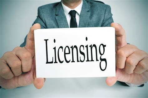 Documents For License Renewal