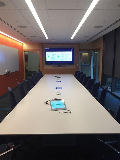 large conference room display  cisco spark kit