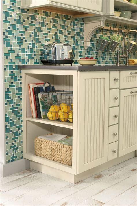 shelves at end of kitchen cabinet open end cabinet shelf