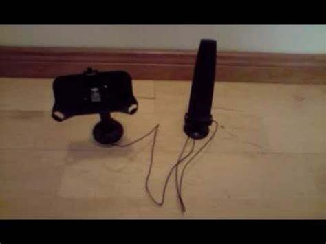 home  diy iphone  antenna signal booster amplifier youtube