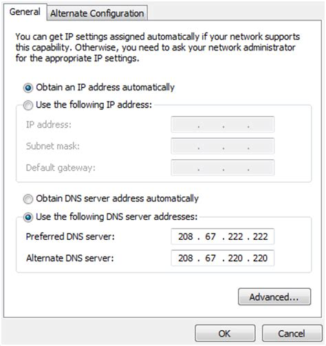 best open dns server speed up web browsing with opendns