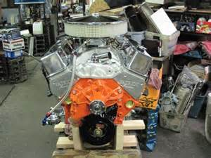 chevy crate engines chevy 427 475 hp stage three big block