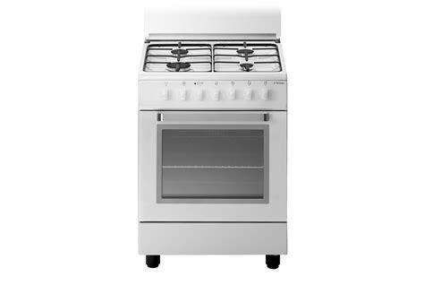 tecnogas cucine catalogo d52nws d52n bianco lucido gas elettrico stile ark 232