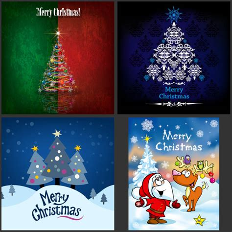 christmas vector graphics blog