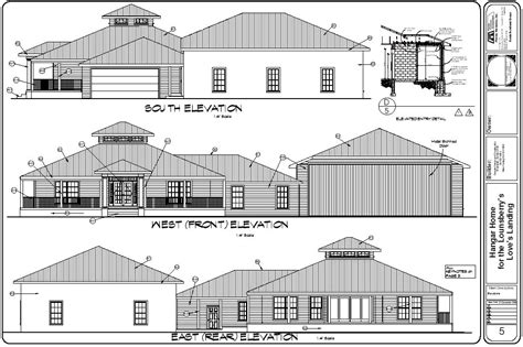Hangar Homes Floor Plans Hangar House Plans