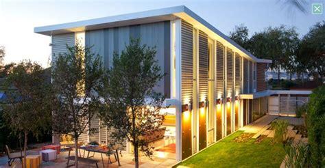 futuristic high tech home landscape iroonie