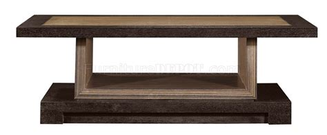 Chocolate Coffee Table Chocolate Jazz Stripe Wooden Coffee Table With Ashwood Frame