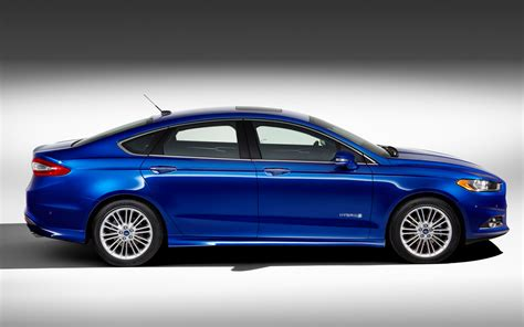2013 ford fusion specs 2013 ford fusion pictures information and specs auto