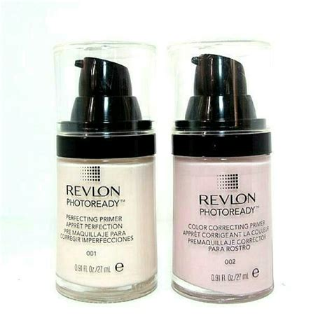 Revlon Photoready Correcting Primer revlon photoready perfecting primer 001 color