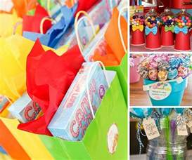 Candyland Favors by Candyland Ideas Ideas At Birthday In A Box