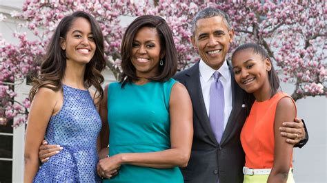 obama s barack obama family siblings parents children wife