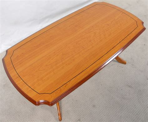 Yew Coffee Table Yew Coffee Table