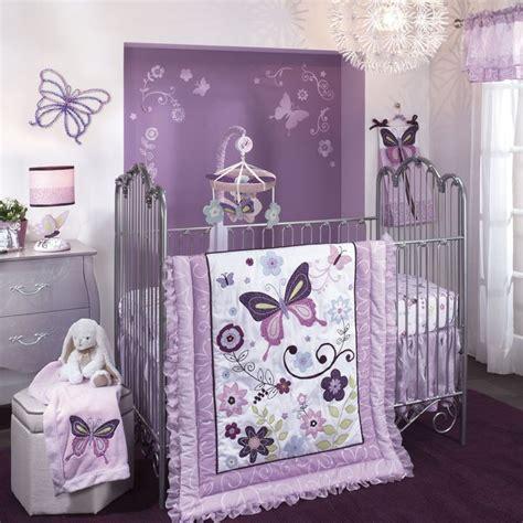 Crib Bedding Butterflies Best 25 Purple Butterfly Nursery Ideas On Purple Nursery Themes Purple Baby Rooms