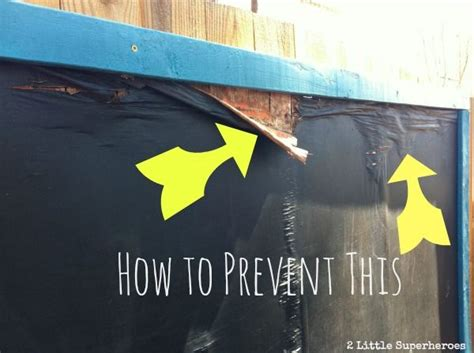 chalkboard paint for outside how to prevent your outdoor chalkboard from rotting