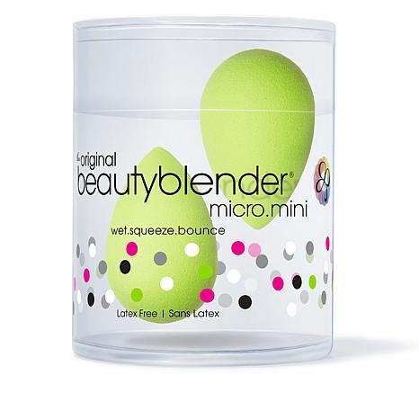 beautyblender 174 micro mini makeup sponge 2 pack 7828375 hsn