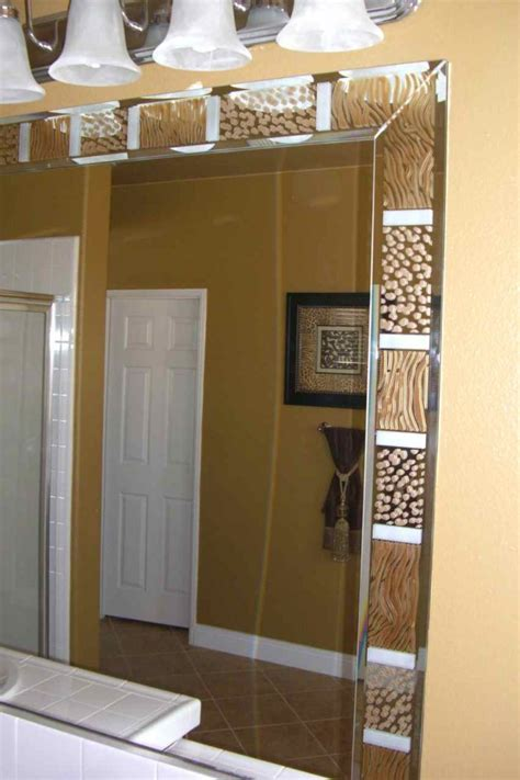 mirror frames bathroom bathroom remodeling mirrors and frames messagenote