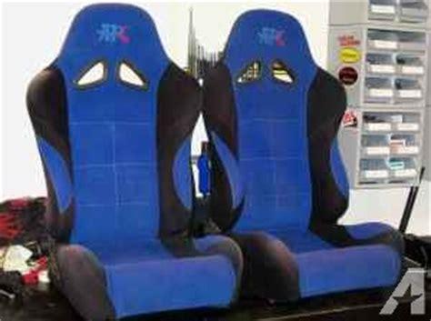 apc seats apc racing seats with sliders pair wenatchee wa