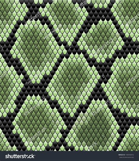 Green Also Search For Green Seamless Snake Skin Pattern For Background Design