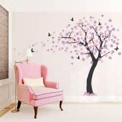 Wall Stickers Cherry Blossom cherry blossom tree wall decal styleywalls on artfire