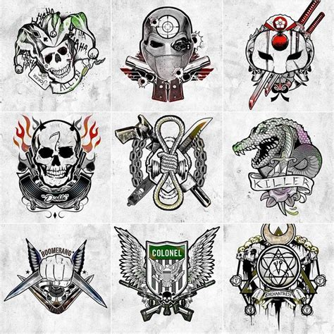 joker tattoo parlor harley s tattoo parlor suicide squad suicide squad xd