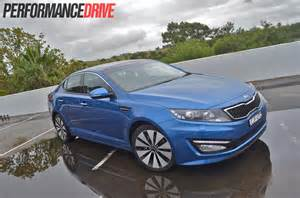 2013 kia optima platinum review performancedrive