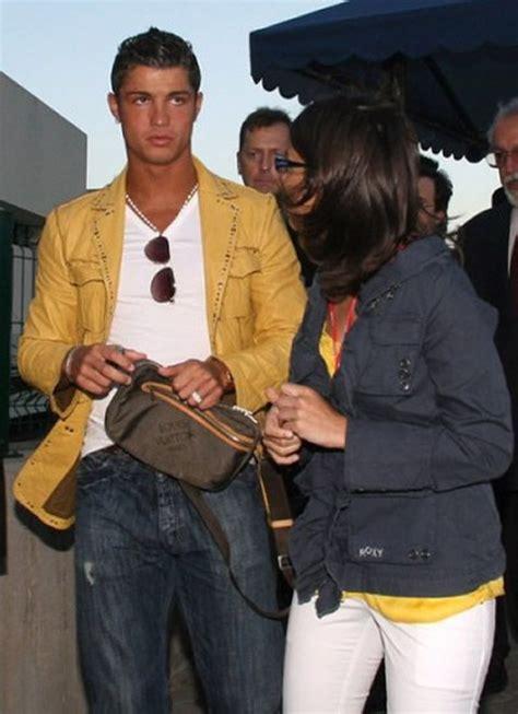 Louis Vuitton Cristiano Ronaldo With His Louis Vuitton Bag by Cristiano Ronaldo Fashion Holding A Louis Vuitton Purse