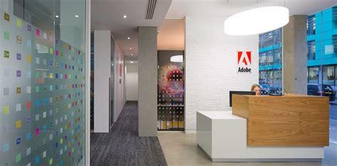 adobe office a look inside adobe s new london office officelovin