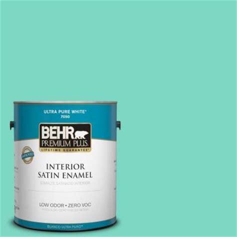 behr paint colors mint green behr premium plus 1 gal 480a 3 mint majesty zero voc