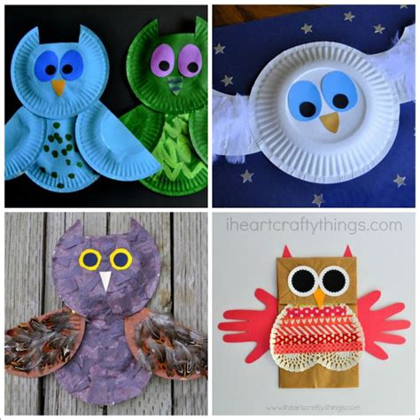 owl craft for 8 owl crafts for i crafty things