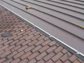 roofing installing metal roofing shingles metal