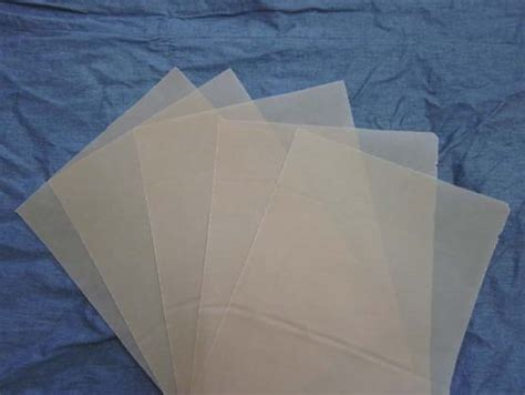 How To Make Butter Paper At Home - papermark products all products