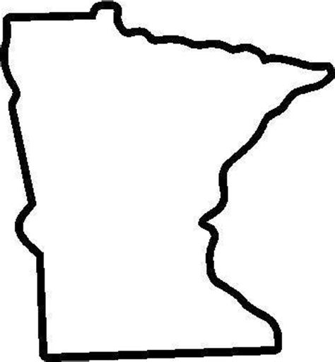 Wall Sticker Height Chart state and country decals minnesota decal sticker 02