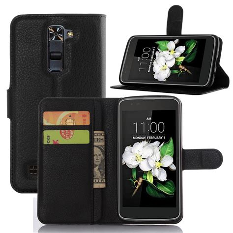Phone Cases M A K phone for lg k7 flip leather hight quality back