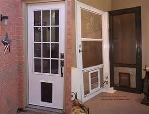 Exterior Door With Doggie Door Doors 4 Pets And Llc Lewisville Tx 75067 Angies List