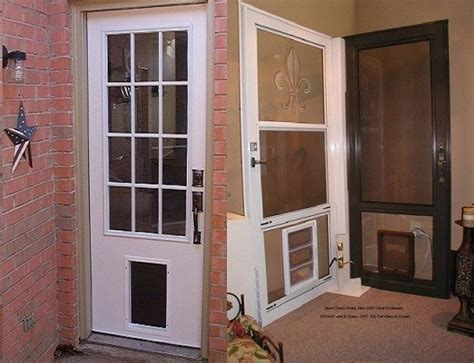 Pet Ready Exterior Doors Doors 4 Pets And Llc Lewisville Tx 75067 Angies List