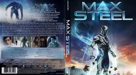 maxcovers dvd gratis max steel blu ray cover labels 2016 r2 german custom