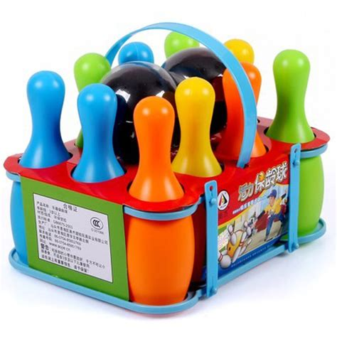 Sports Toys by Children Toys Plastic Bowling Outdoor Sport