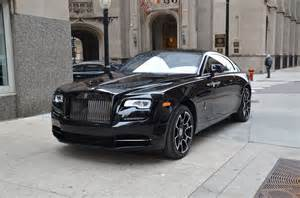 Rolls Royce And Bentley 2017 Rolls Royce Wraith Black Badge New Bentley New