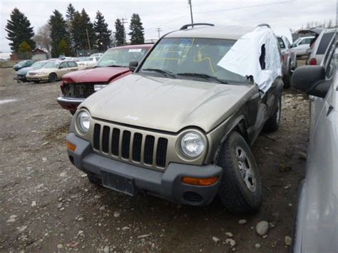 2004 Jeep Liberty Parts Used 2004 Jeep Liberty Front Part 3377274