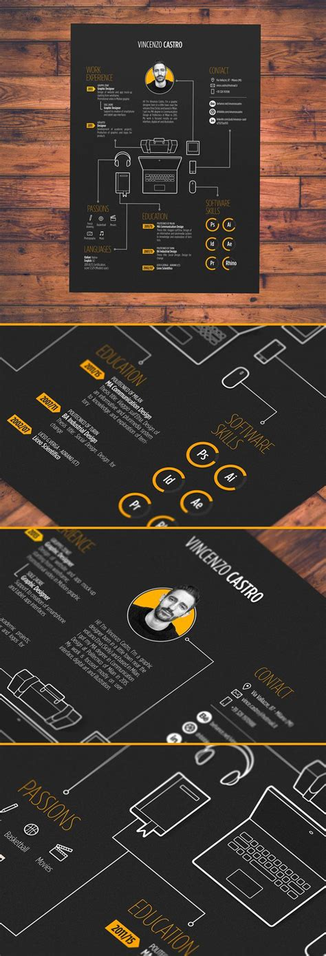 graphic design layout pinterest 25 best ideas about graphic designer resume on pinterest