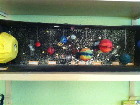Solar System Handmade - the solar system diy