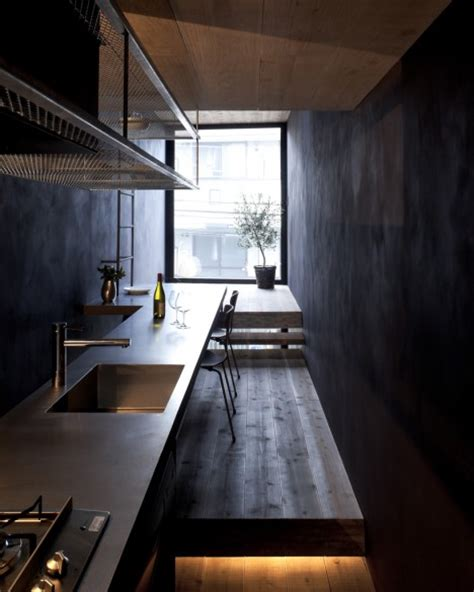 narrow house interior design tiny in tokyo ultra narrow house slotted into an alley urbanist