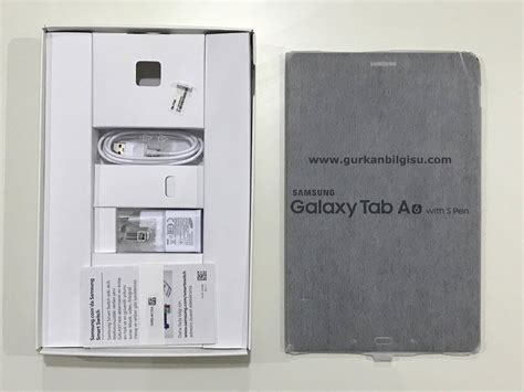 Harga Lcd Tablet Samsung A6 samsung galaxy tab a6 tablet 箘nceleme sm p580 g 252 rkan bilgisu