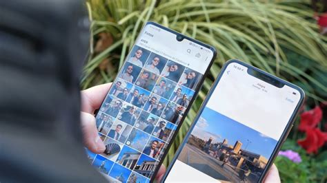 comparativa huawei p30 pro vs iphone xs max