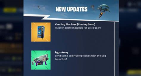 fortnite vending machine fortnite br vending machine locations how to trade